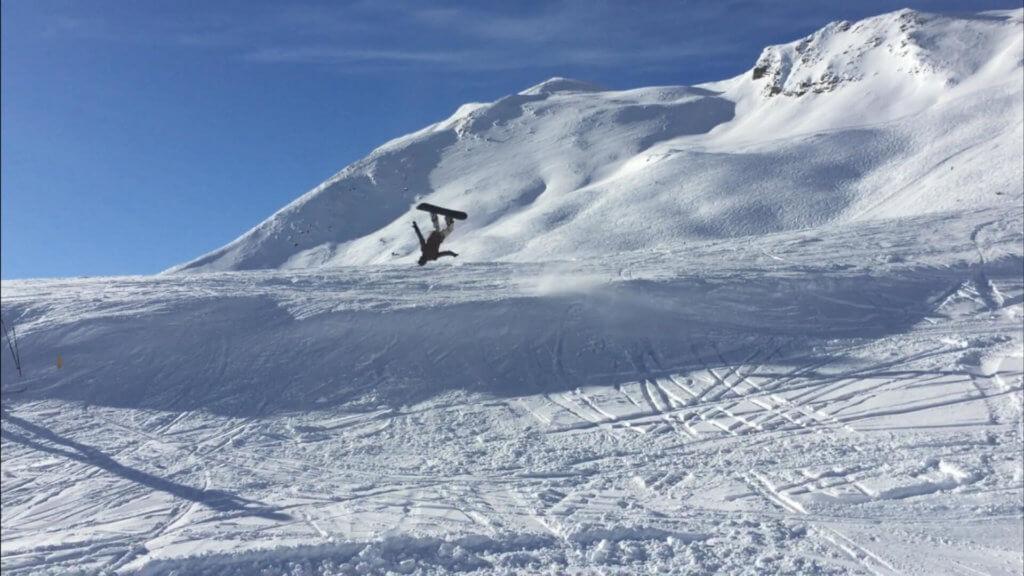 Wintercamp 2018/2019 - Snowboard