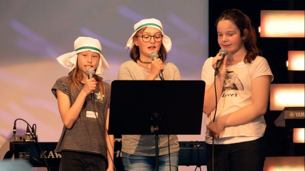 Ferienplausch-Singen