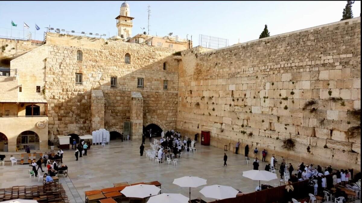 Israelreise_Klagemauer