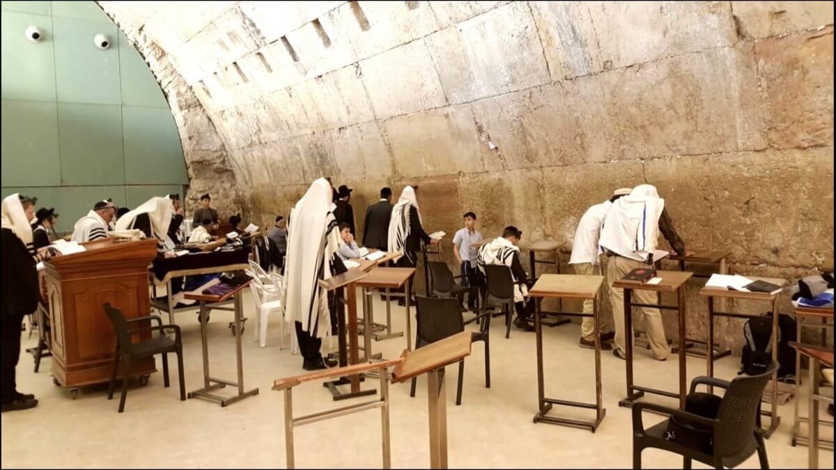 Israelreise_Thorah-Studium-Jerusalem