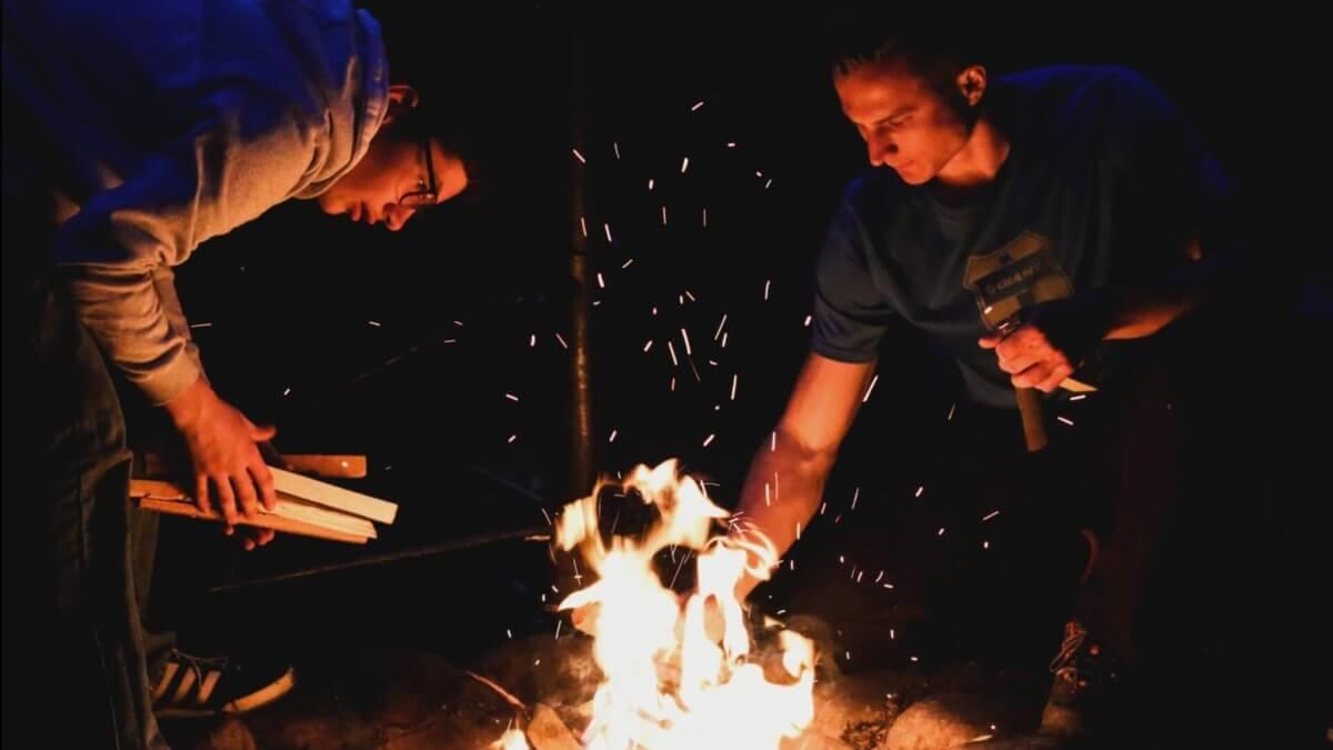 Teensevent-Feuer