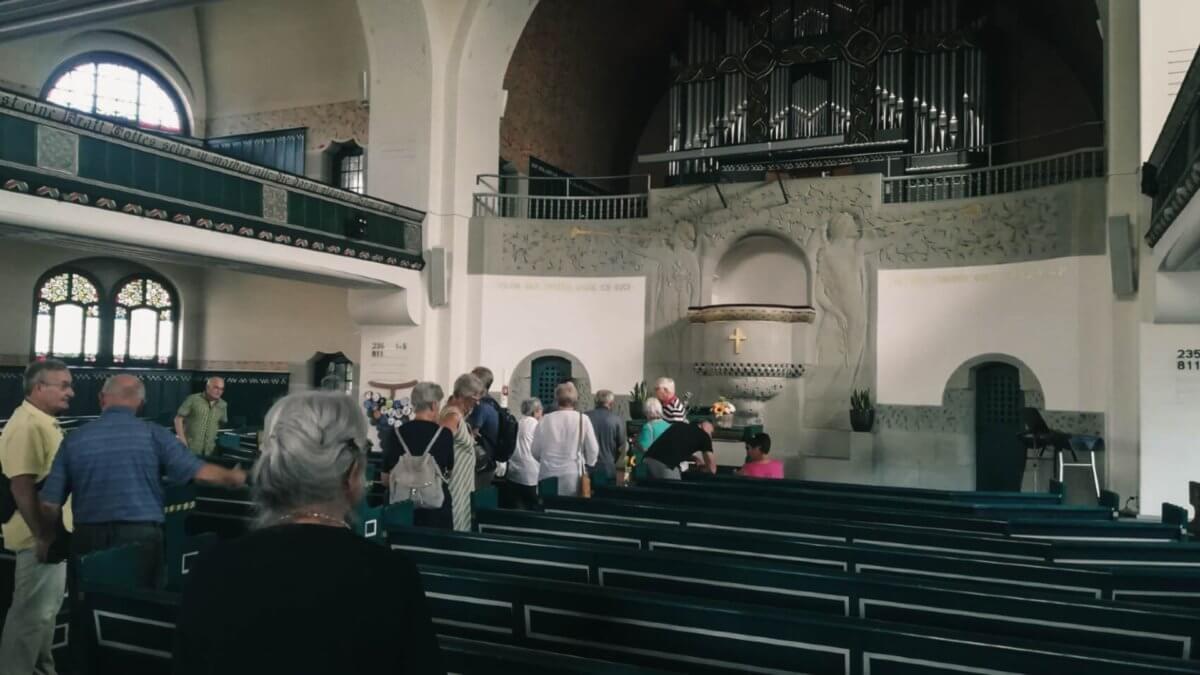 20190829_Seniorenausflug_ref.Kirche
