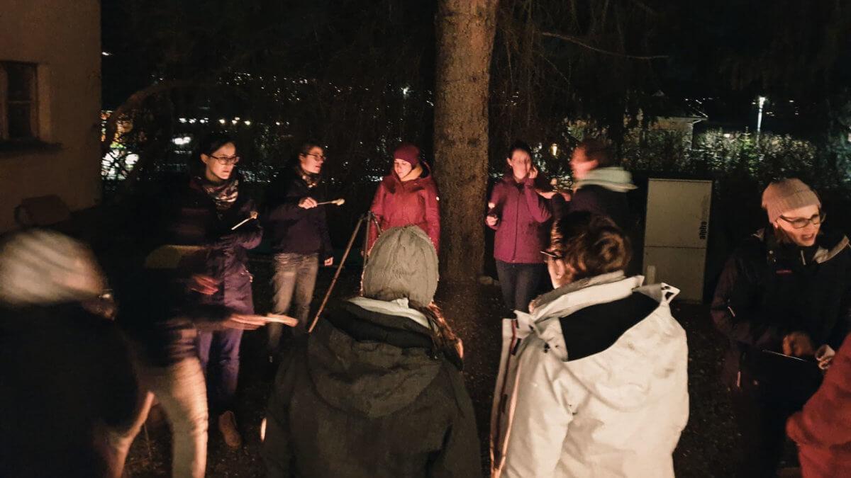 Sisterhood mit Fondue vom 21. Februar